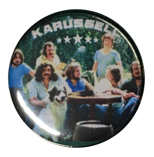 Karussell 1976 Button 25mm