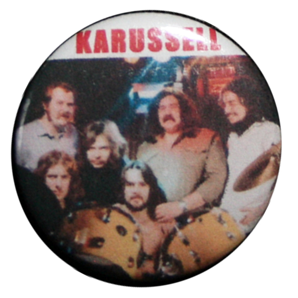 Karussell 1978 Button 25mm
