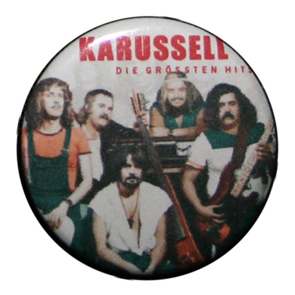 Karussell 1982 Button 25mm