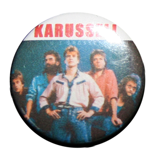 Karussell 1984 Button 25mm