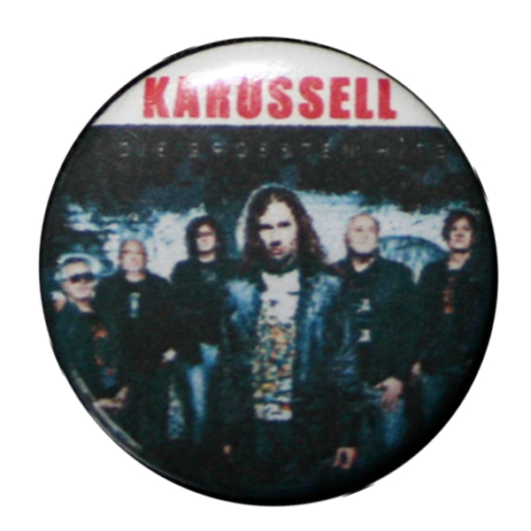 Karussell 2008 Button 25mm