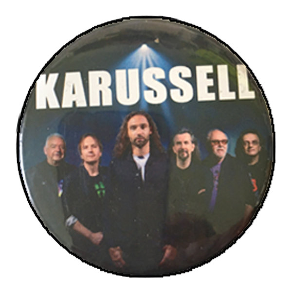 Karussell 2019 Button 25mm