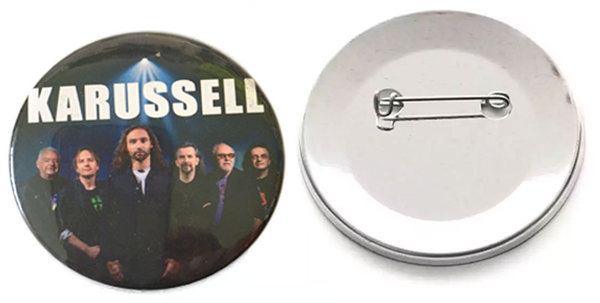 Karussell 2019 Button 56mm