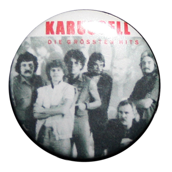 Karussell 1983 Button 25mm
